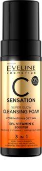 Eveline Cosmetics C Sensation mousse nettoyante
