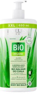 Eveline Cosmetics Bio Organic bálsamo hidratante de corpo para pele seca