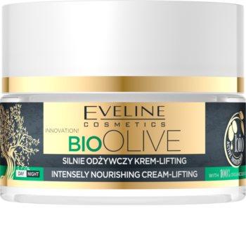 Eveline Cosmetics Bio Olive vyživující liftingový krém s olivovým olejem