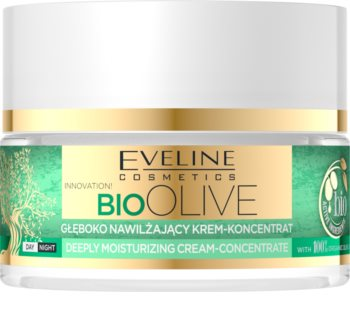 Eveline Cosmetics Bio Olive hloubkově hydratační krém s olivovým olejem