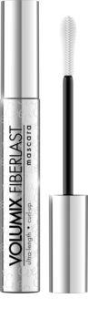 Eveline Cosmetics Volumix Fiberlast Silver Wimperntusche für lange und voller aussehende Wimpern