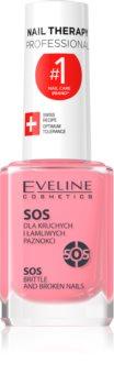 Eveline Cosmetics Nail Therapy Multivitamin balsam Med kalk