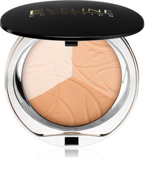 Eveline Cosmetics Celebrities Beauty mattierendes Puder mit Mineralien