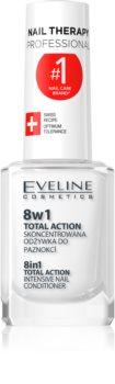Eveline Cosmetics Nail Therapy балсам за нокти 8 в 1