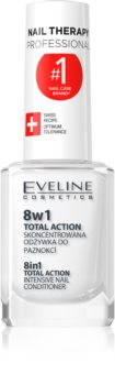 Eveline Cosmetics Nail Therapy Kynsien Hoitoaine 8 In 1