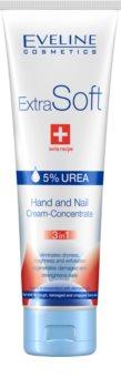 Eveline Cosmetics Extra Soft крем для рук и ногтей 3в1