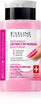 Eveline Cosmetics Professional körömlakklemosó aceton nélkül