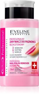 Eveline Cosmetics Professional sredstvo za skidanje laka s noktiju bez acetona