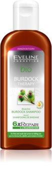 Eveline Cosmetics Bio Burdock Therapy Hiustenpesuaine Hiusten Vahvistamiseen