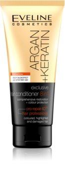 Eveline Cosmetics Argan + Keratin Conditioner 8 in 1