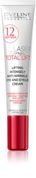 Eveline Cosmetics Laser Therapy Total Lift crema cu efect de lifting zona ochilor