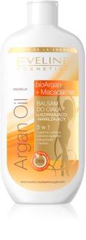 Eveline Cosmetics Argan Oil lait corporel hydratant et raffermissant