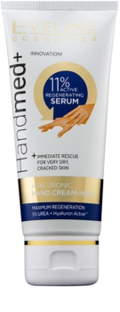 Eveline Cosmetics Handmed+ crema de manos regeneradora con ácido hialurónico