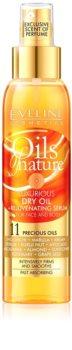 Eveline Cosmetics Oils of Nature Ylellinen Kuivaöljy Elvyttävällä Seerumilla