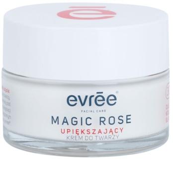 Evrée Magic Rose crema contra los primeros signos del envejecimiento de la piel 30+
