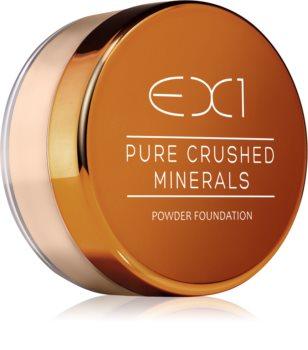 EX1 Cosmetics Pure Crushed Minerals poudre libre minérale