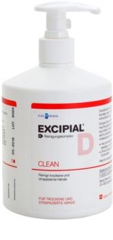 Excipial D Clean Mild tvål för händer