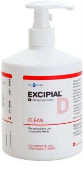 Excipial D Clean απαλό σαπούνι για τα χέρια