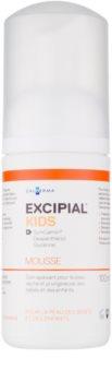 Excipial Kids espuma calmante  para pieles irritadas