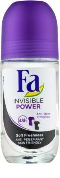 Fa Invisible Power antitranspirante roll-on