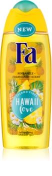 Fa Island Vibes Hawaii Love odświeżający żel pod prysznic