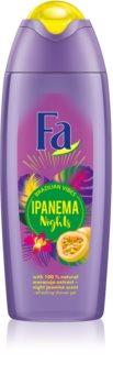 Fa Brazilian Vibes Ipanema Nights Refreshing Shower Gel
