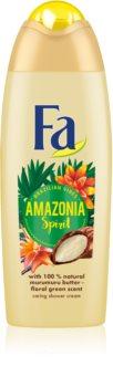 Fa Brazilian Vibes Amazonia Spirit Gentle Shower Cream