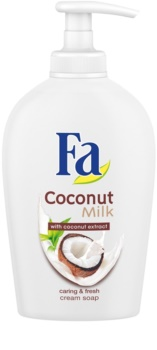 Fa Coconut Milk Creamy Soap With Pump