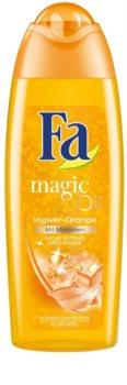 Fa Magic Oil Ginger Orange gel de duche