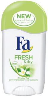 Fa Fresh & Dry Green Tea antitranspirante sólido