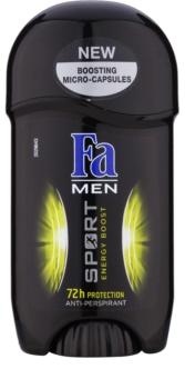 Fa Men Sport Energy Boost tuhý antiperspirant