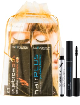 FacEvolution EyebrowPlus kosmetická sada Light (pro ženy) odstín