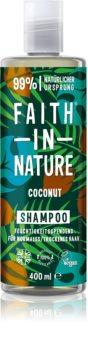 Faith In Nature Coconut hydratisierendes Shampoo Für normales bis trockenes Haar