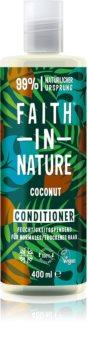 Faith In Nature Coconut Hydraterende Conditioner  voor Normaal tot Droog Haar