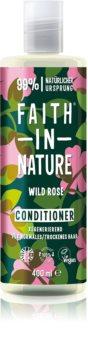 Faith In Nature Wild Rose regeneráló kondicionáló normál és száraz hajra
