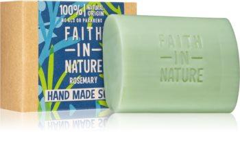 Faith In Nature Hand Made Soap Rosemary přírodní tuhé mýdlo