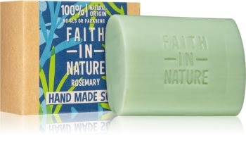 Faith In Nature Hand Made Soap Rosemary естествен твърд сапун