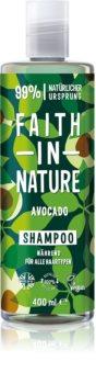 Faith In Nature Avocado ápoló sampon minden hajtípusra