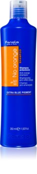 Fanola No Orange șampon nuanțator pentru părul închis la culoare