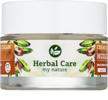 Farmona Herbal Care Argan Oil hranjiva regenerirajuća dnevna i noćna krema za suho lice