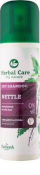 Farmona Herbal Care Nettle Trockenshampoo für fettiges Haar