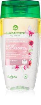 Farmona Herbal Care Almond Flower doua componente demachiant pentru ochi
