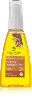 Farmona Herbal Care Argan Oil Ravitseva Öljy Vartalolle ja Hiuksille