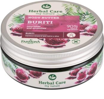 Farmona Herbal Care Buriti manteca corporal nutritiva