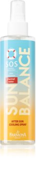 Farmona Sun Balance спрей след слънчеви бани с охлаждащ ефект