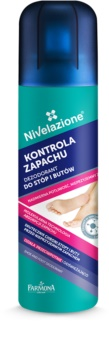 Farmona Nivelazione Feet deodorant pentru picioare și încălțăminte