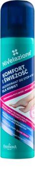 Farmona Nivelazione Feet dezodorant na chodidlá 4 v 1