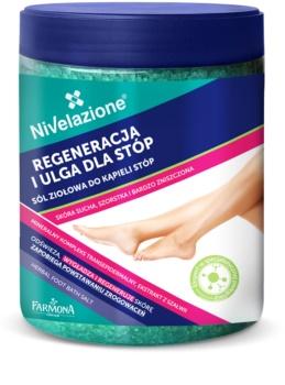 Farmona Nivelazione Feet Sais de banho para pernas cansadas