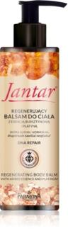 Farmona Jantar Platinum regenerierender Balsam für den Körper