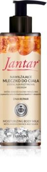 Farmona Jantar Silver hidratáló testápoló tej